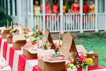 a bridal picnic / by a picnic to go