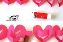 Valentín / Nápady na Valentína...či iné záležitosti srdca