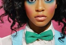 Things for Face / Makeup Stye / by Carmelyne Thompson