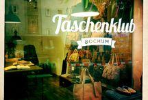 Taschenklub Bochum / Direkt aus dem Bochumer Ehrenfeld in die große weite Onlinewelt: Fotos vom Taschenklub Bochum.