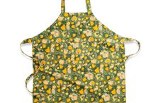 Aprons / Beautiful and Practical Luxury French Aprons