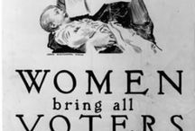 Votes for Women / The Suffragette Movement