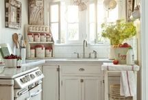 Retro/vintage kitchens