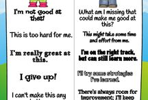 Growth Mindset / Fostering a growth mindset in kids
