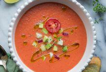 Soup - Vellutate e zuppe