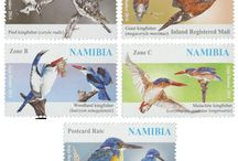New stamps issue released by STAMPERIJA | No. 448 / NAMIBIA 2014 CODE: NAM14105A-NAM14108A
