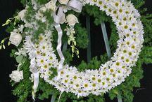 coronas funebres