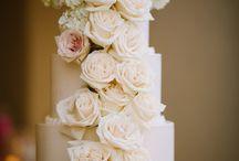 W E D D I N G : Cake styling