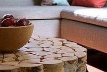 Wood / table