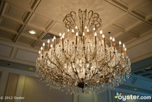 Chandeliers We Love / by Oyster.com