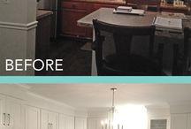 design - before / after