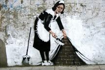 Banksy - Streetart
