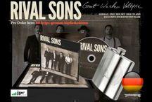 Rival Sons - Great Western Valkyrie (Juin 2014) : Découverte et Album