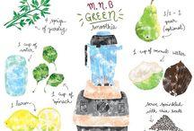 Detoxify / Perfect recipes for my health