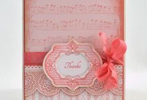 Stampin up / by Angela E-F