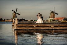 Weddingshoots Zaanse Schans