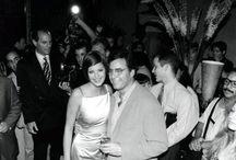 Linda Evangelista & John Casablancas
