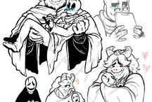 Astral X Gaster