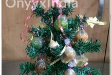 Christmas Celebration / Onyyx Presents Christmas special sweets for celebration in this Festive Season