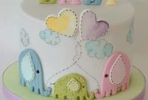 Baby & Children's Cakes / by Kay Williams