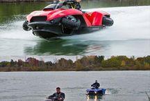 ATV-boat