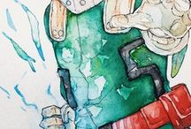Boku no Hero Academia / #My Hero Academia - Plus Ultra!!!