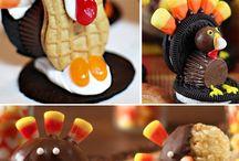 Thanksgiving Recipes & Crafts