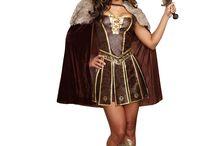 gladiator women costume