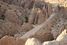 Valles Calchaquies norte Argentina