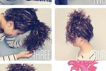 Curls and creativity