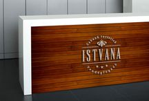 Hotel Marketing - Istvana / One of our portfolio work was served with resort marketing, hospitality marketing, tourism marketing.  How we gave an extra value? A high push of Marketing tips & strategy, re-designed the brand, logo, web + a nice presentational movie about the place.
