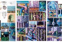 Painting: NZQA folios