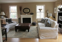 Living Room / by Tonya Wells
