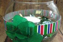 St. Patrick's Day Ideas / Celebrate St. Patrick's Day with fun recipes, green decor and other fun activities.