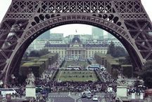 Paris / France, one of the top Romantic Countries... Call us for your next romantic getaway~ Cary Travel Express 847-639-3300