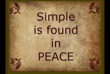 My New Life Simplified Blog / by Thuy Smith Outreach International
