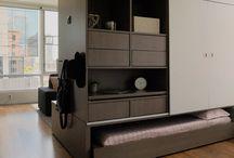 Small spaces & Smart interior