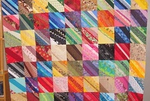 Quilts--Scrappy / by Becky Hilbrink