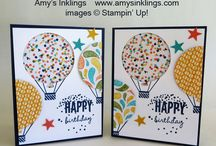 Celebrate Today Card Ideas / by Laurie Graham: Avon Rep/Stampin' Up! Demo