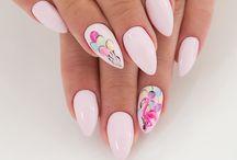 Semilac Inspiration <3 / Manicure, Nail Art, Nails,