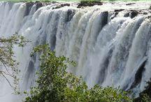 Travel - Zimbabwe, South Africa