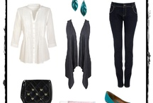 outfit ideas / by Cheryl Miller
