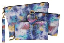 Printed Leather Accessories / Printed leather accessories