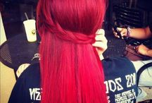 red hair ♥♡♥♡ / by Catherine Green