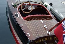 Vintage Boats / by Steve Reddish