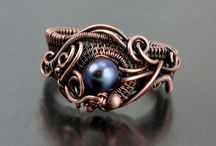 wire wrapping ring