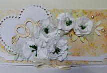Handmade Flowers by Card Art Kilcoole