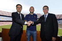 Aleix Vidal / by FC Barcelona