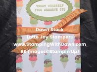 Tasty Treats - Stampin' Up! / Tasty Treats DSP