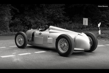 Auto Union  vintage race cars